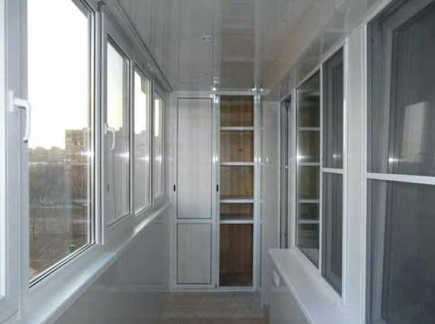 Застеклить балкон пластиковыми окнами своими руками фото